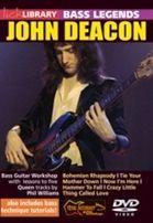 Bass Legends:  John Deacon