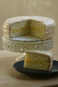 Grapefruit Cake #Recipe - Secret Recipe Club