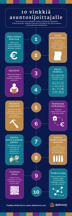 10 vinkkiä aloittelevalle asuntosijoittajalle - Sijoitusovi.com