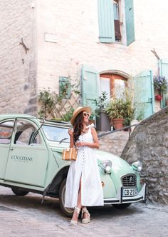 Postcards from Provence, France with L'Occitane