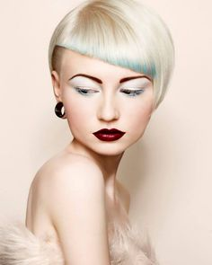 Stunning style from Francesco Group Apprentice, Sam Walker from Royston Blythe