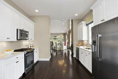 Kitchen - Inverness Model at Meadowbrook Pointe Links & Spa