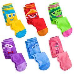 Disney•Pixar Inside Out Sock Set