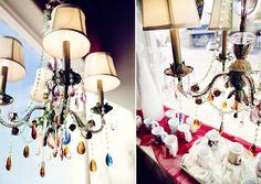 chandelier. oh so prettay