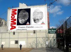bubble light: Franco Zanotto al Moma di New York