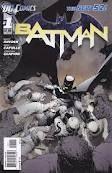 Cover Art: Batman #1