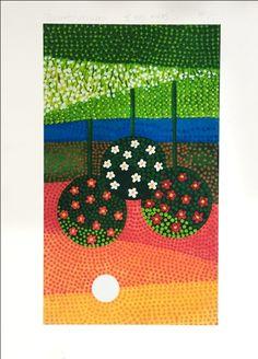 Galeria Arte Quadros \ Obras \ CARMEN GARREZ - SERIE SOL III