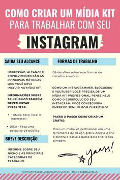 Mídia Kit Instagram: Saiba como criar o seu [+ modelos grátis]