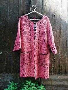 Abrigo rosa firma Lolitas