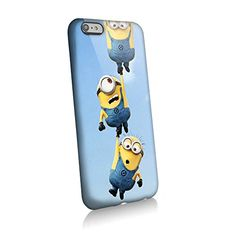 Falling Minion Hanging for Iphone and Samsung (iphone 6 plus) 3D Case