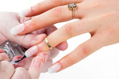 how to manicure nails