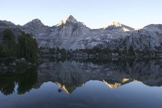 Rae Lakes, Yosemite