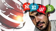 Noticias locas pero reales. Informativo Curioso OMG. 11/2015