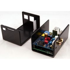 Mediaplayer Un DAC audio à base Raspberry Pi - Le blog Mathieu LEFEBVRE, un geek nommé MathDaTech