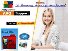 1-800-485-4057 for AVG Antivirus technical support number