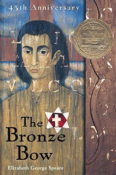The Bronze Bow by Elizabeth George Speare http://www.amazon.com/dp/0395137195/ref=cm_sw_r_pi_dp_Eh9Nwb13SW7BW