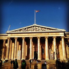 the british museum shows basic greek architecture and shows what ancient greek…
