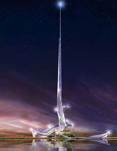 The Constellation, #Qatar, #Doha.  Conceived by Gensler!