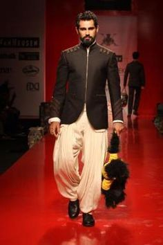 wedding modern style for indian men