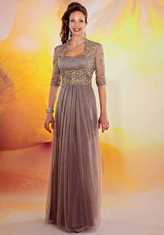 Beautiful Mothers by Mary's M2465 Mother Of The Bride Dress