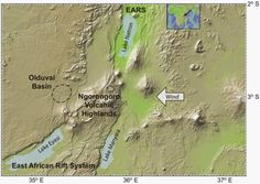 Our ancient ancestors' ability to move around and find new sources of groundwater during extremely dry periods in Africa millions of years ago may have been key to their survival and the evolution of the human species, a new study shows. East African Rift, Biological Anthropology, Future Of Science, Science Daily, Rift Valley, Europe News, Human Evolution, Study Areas, Do Anything
