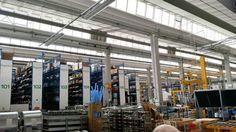 Les clients de Schneider Electric visitent les Data centers cooling en Italie