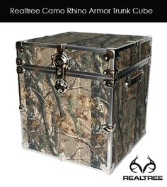 Realtree Camo Armor Trunk Cube $132.90