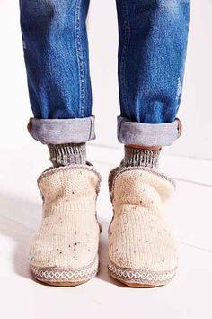 MUK LUKS X UO Confetti Amira Slipper Boot - Urban Outfitters