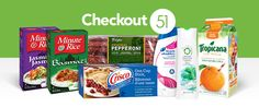 Checkout51 Cash Back Jan 28-Feb 3 2016 Preview of Savings #Checkout51 #Cashback #Grocery – Coupon Nannie