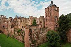 Schloss Heidelberg. Der Inbegriff deutscher Romantik