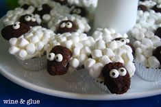 Skylander Portal Cake & Sheep Cupcakes | wine & glue