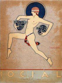 Social vol XI nr. Vintage Cuba, Vintage Cards, Dance Magazine, Art Deco Posters, Vintage Graphic Design, Vintage Magazines, Illustrations, Cover Design, Artwork
