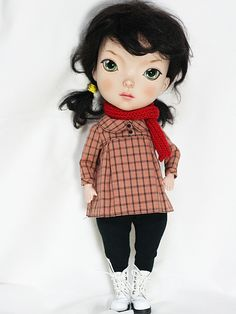 New outfit by Gu M.J, via Flickr