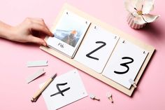 Create A DIY Calendar In Five Simple Steps - MyPostcard Blog