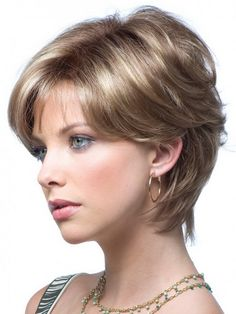 Search results for: 'BROOKE by Noriko pr - Wilshire Wigs Short Grey Hair, Short Hair With Layers, Short Hair Cuts For Women, Layered Hair, Short Hairstyles For Women, Bob Hairstyles, Trendy Haircuts, Feathered Hairstyles, Short Haircuts
