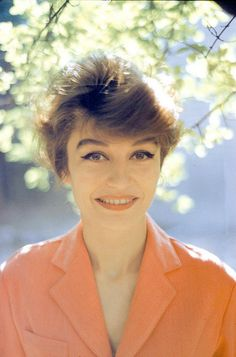 Anouk Aimee - beautiful at any age
