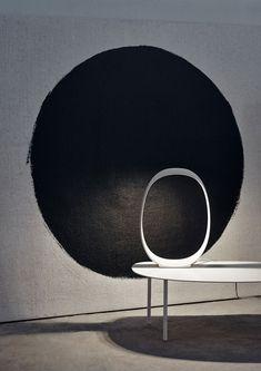 'Anisha' by Studio Lievore Altherr Molina, 2011. Photo by Andrea Ferrari, lighting by Foscarini, RITRATTI-volume 1.
