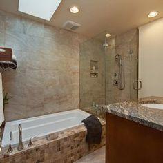 Kitchen & Bath Ideas - Lynchburg, VA, United States - Traditional Bathroom Design Remodeling Companies, Kitchen And Bath Remodeling, Traditional Bathroom, Bathtub, Bath Ideas, United States, Design, Standing Bath, Bath Tub
