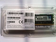 HP 16GB (1x16GB) Dual Rank x4 PC3-12800R (DDR3-1600) Registered CAS-11 Memory Kit - 672631-B21 http://www.ativn.com/product/2133/vn