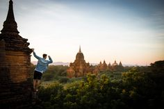 With the world looking like quite a scary place these days, this list of the world's safest holiday destinations should both inspire and put you at ease. Best Travel Guides, Travel Tips, Myanmar Travel, Scary Places, World View, Travel Checklist, Angkor Wat, Travel Articles, Holiday Destinations