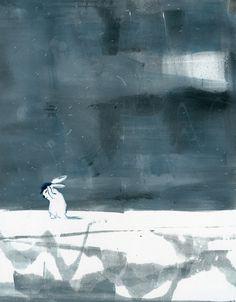 Martijn van der Linden - de reis van het witte konijn