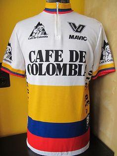 92405240a Maillot Velo. Jersey ShirtT ShirtSport WearBike AccessoriesCycling Jerseys BicycleSportsVintage WoolColombia
