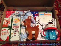Night Before Christmas Box | The WHOot