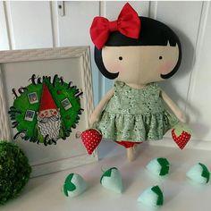Tilda Toy, Doll Patterns Free, Crafty Fox, Monster Dolls, Fabric Toys, Sewing Dolls, Waldorf Dolls, Soft Dolls, Crafty Projects