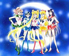 Sailor Moon: 20 años en nombre de la Luna. ~ Neoverso Comics