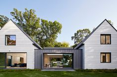 mix of vertical and horizontal siding