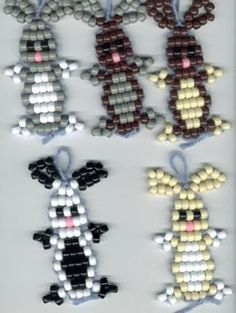 pony bead patterns | Pony Beads
