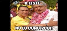 """""""A ejte (alcalde prófugo de Iguala) no lo conojco"""" ... una mentira más de AMLO - MPV: opinión, ciudadanos, PRI, PAN, PRD"""