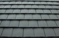 Slate (stone): The most durable, more than 100 years, but 3 times heavier per square foot than asphalt.  Read more: http://www.howtobuildahouseblog.com/roofing-an-easier-way-to-do-i/#ixzz2uCRgkaJD