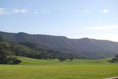 one of my favorite views.  Black Mountain Ranch upper Ojai